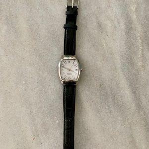 SIiLPADA Leather Watch